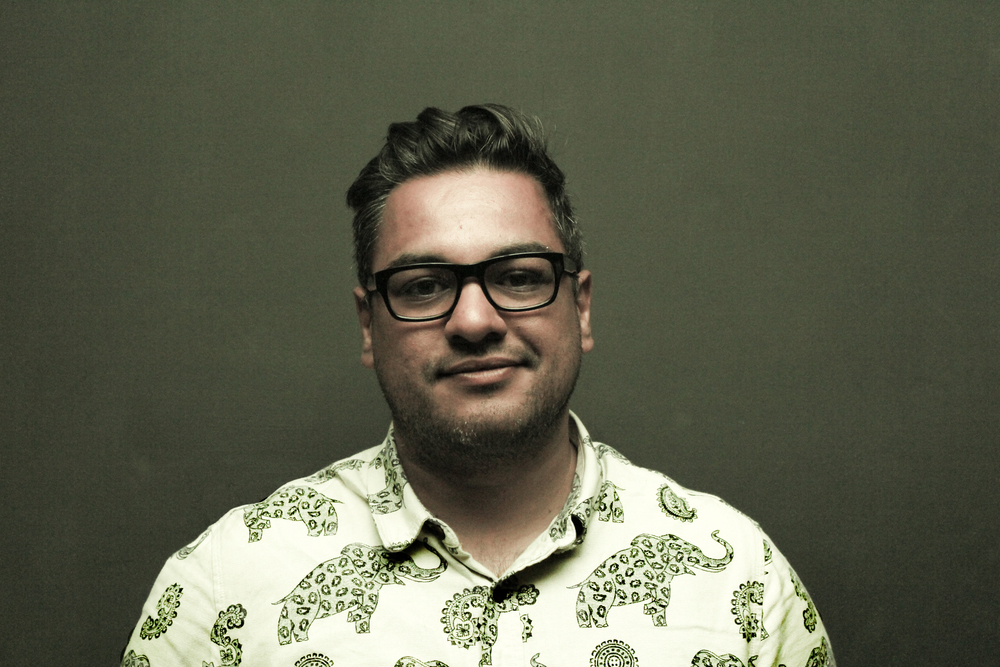 Nikesh Shukla: Works hard, does good.